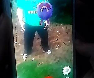 pokemon trainer fucks his first pokemon!