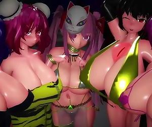 MMD furui_1111 aka 古い: Boobs...it is!