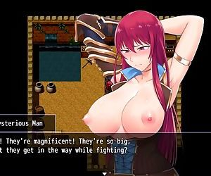 MAKINA #1 - FALLEN ~MAKINA AND THE CITY OF RUINS~ - HENTAI / ANIME / GAME
