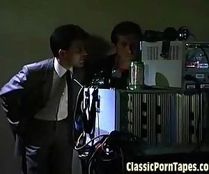 Hardcore Retro Porn From The Good Old 80s