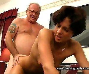 Nikita Gets Fucked By Old Man Jesse - 3 min