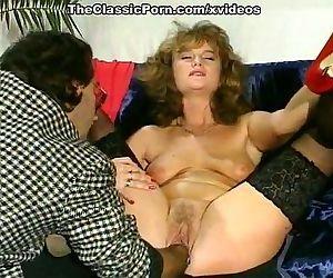 Andrea Molnar, Anette Montana, Dagmar Lost in vintage sex movie
