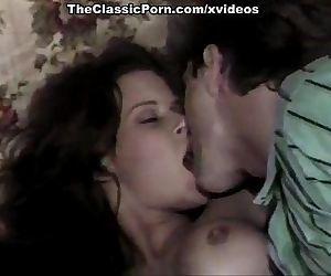 Aja, Jon Dough, Robin Lee in vintage sex movie