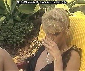 Amber Lynn in classic sex scene