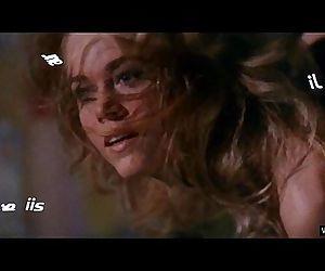 Jane FondaVintage Nude Scene, ToplessBarbarella