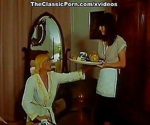Brigitte Lahaie, Liliane Lemieuvre, Lucie Doll in classic xxx movie