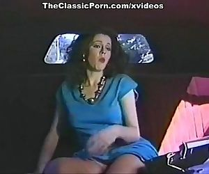 Bridgette Monet in vintage xxx scene