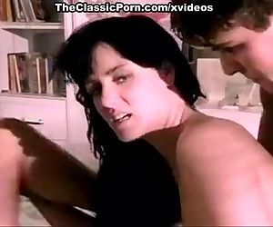 Jeanna Fine, Tiara, TT Boy in breathtaking threesome from vintage porn