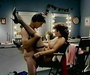 Rachel Ashley and John Leslie in Fleshdance