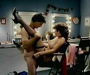 Rachel Ashley and John Leslie in Fleshdance