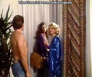 Bridgette Monet, Joey Silvera, Sharon Kane in classic sex site