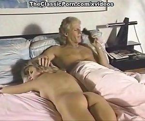 Dominique Simone, Derrick Lane, Joey Silvera in classic sex site