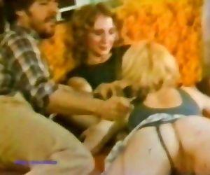 Anal Orgy-Serena, Merle Michaels, Jamie Gillis