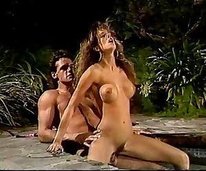 Racquel Darrian - Fucking Boyfriend in the Pool