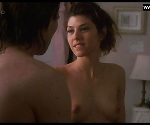 Marisa Tomei - Teen Girl in Lingerie + Topless Sex Scene - Untamed Heart