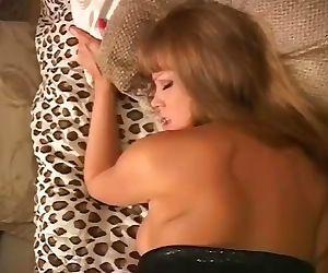 auburn haired busty milf pov anal