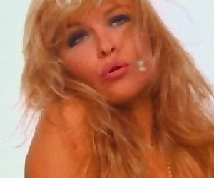 Pamela Anderson old school Playboy DVD