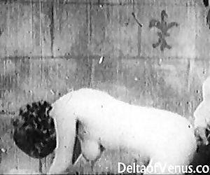 Bastille DayAntique Porn 1920s