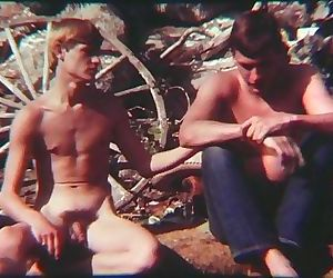 Vintage Gay Artistic Scenes