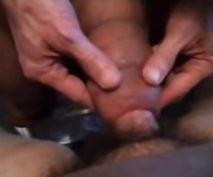 Huge Cock Docking Smaller Penis Fully