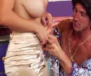 Big Boob Latina MILF Rocking Sex Session make Arouse