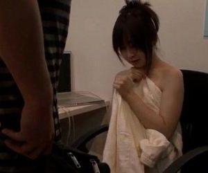 Sexy wife Nozomi Hazuki craves for a nasty pussy play - 12 min