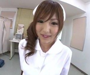 Miku Airi Asian nurse craves for a tasty dick - 12 min