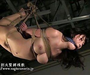 Japanese Bondage Honoka Mihara - 2 min