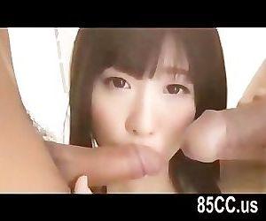 japanese teen 18 yo DP fuck