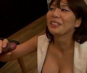 Karen Natsuhara, hot milf, goed nasty on a large cock More at Javhd.net 12 min