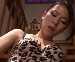 Lingerie model Kei Akanishi deals cock like a goddess - 12 min