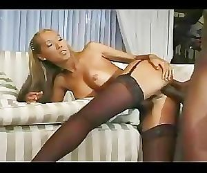 Asian Kinky Whore Seduces A Dark Cock