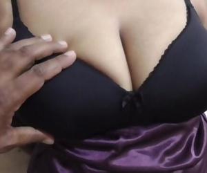 Hot Indian Neighbours Wife Creampie Fuck