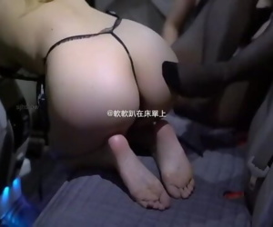 Lily Lust Day Lily Car Shock Even the driver cant stand it