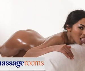 Massage Rooms Tiny Thai Beauty Suzie Q Covered in Cum after Hot Romantic Sex