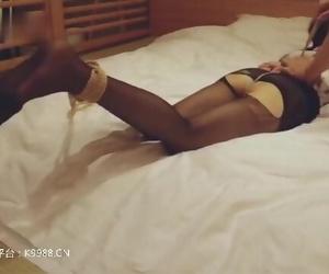 九尾少女 长腿 中国 捆绑 高潮 奴隶 调教 拘束 67545