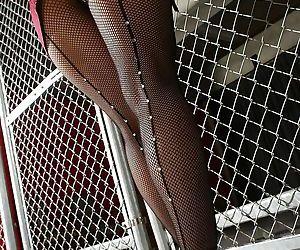 Busty asian kokomi sakura posing in lovely lingerie - part..