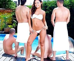 Hot asian jade sin gets gang banged in the pool - part 4798