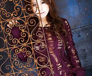 Seductive asian babe Haruka Sanada uncovering her gorgeous..