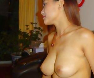 Picture collection of a group of amateur thai babes - part..