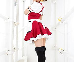 Japanese teen in uniform - part 3244