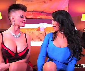 Joslyn James and..
