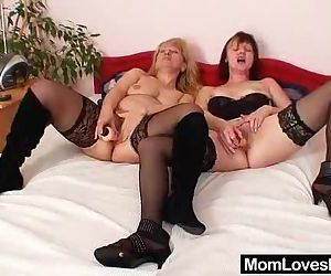 Amateur mom experimenting in..