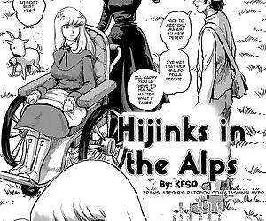 Alps no Hijinks - Hijinks in the Alps