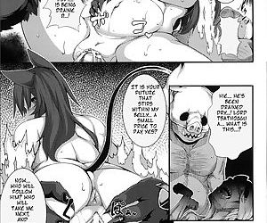 Aiyoku Gensou no Kai -Cthulhu Pregnant- Ch. 1-3 - part 4
