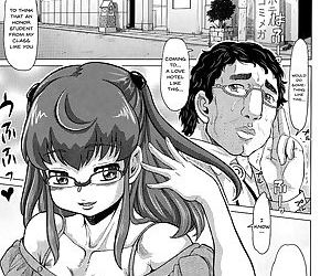 Negative Kanako-sensei - part 7