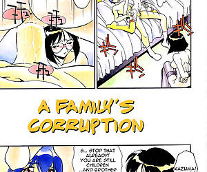 Haitoku no Kazoku - A familys corruption