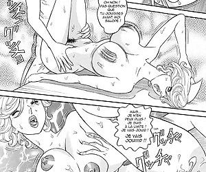 Binyuchousain Ayako - Busty Researcher Ayako - part 4