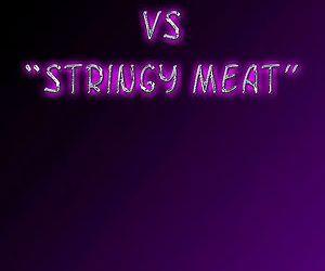 Captured Heroines- Phantom vs. Stringy Meat