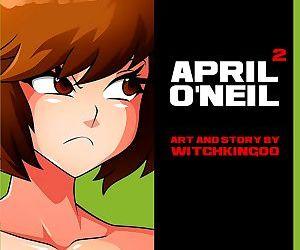 April O'Neil 2- Witchking00